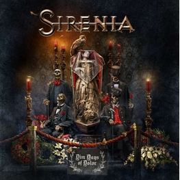 SIRENIA - Dim Days Of Dolor (CD)