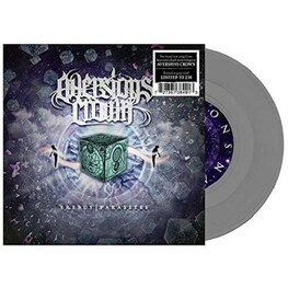 AVERSIONS CROWN - Erebus / Parasites 7' (Grey) (7in)
