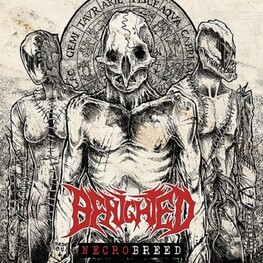 BENIGHTED - Necrobreed (White Vinyl) (LP)