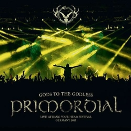 PRIMORDIAL - Gods To The Godless (CD)