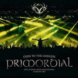 PRIMORDIAL - Gods To The Godless (Vinyl) (2LP)