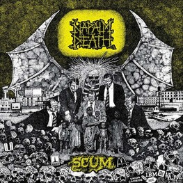 NAPALM DEATH - Scum (Vinyl) (LP)