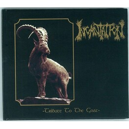 INCANTATION - Tribute To The Goat -ltd- (LP)