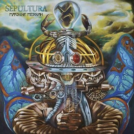 SEPULTURA - Machine Messiah: Digibook Edition (CD+DVD)