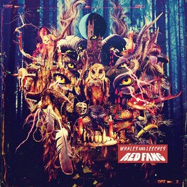 RED FANG - Whales & Leeches (Limited Metallic Gold Vinyl) (2LP)