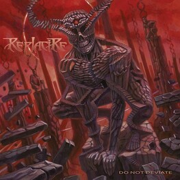 REPLACIRE - Do Not Deviate (CD)