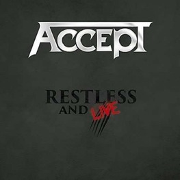 ACCEPT - Restless And Live (CD)