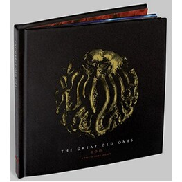 GREAT OLD ONES - Eod: A Tale Of Dark Legacy (Limited Case Bound Cd Book) (CD)