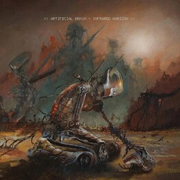 ARTIFICIAL BRAIN - Infared Horizon (Vinyl) (LP)