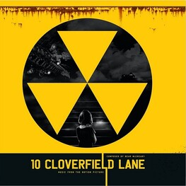 SOUNDTRACK, BEAR MCCREARY - 10 Cloverfield Lane: Music From The Motion Picture (Vinyl) (2LP)