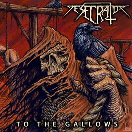 DESECRATOR (AU) - To The Gallows (CD)