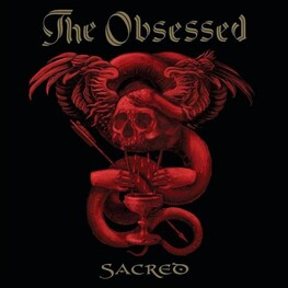 THE OBSESSED - Sacred (CD)