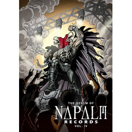 VARIOUS ARTISTS - Realm Of Napalm Records Vol. Iv (DVD + CD)