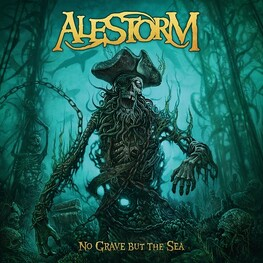 ALESTORM - No Grave But The Sea: Deluxe Media Book Edition (Bonus Cd) (2CD)