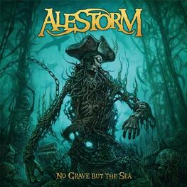 ALESTORM - No Grave But The Sea (Vinyl) (LP)
