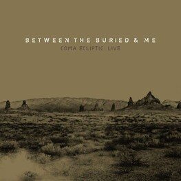BETWEEN THE BURIED AND ME - Coma Ecliptic Live (Vinyl) (2LP)