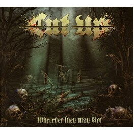 CUT UP - Wherever They May Rot (Limited Digipak) (CD)
