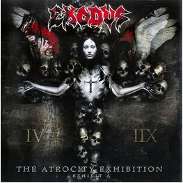 EXODUS - Atrocity Exhibition (CD)