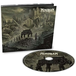 MEMORIAM - For The Fallen (Digi) (CD)
