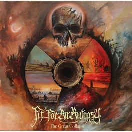 FIT FOR AN AUTOPSY - Great Collapse (CD)