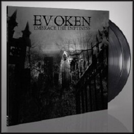 EVOKEN - Embrace The Emptiness (Ltd Black Double Vinyl Gatefold) (2LP)