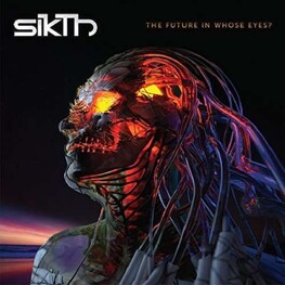 SIKTH - The Future In Whose Eyes ? (Black Vinyl + Mp3 Download) (LP)