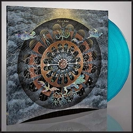 EARTH ELECTRIC - Vol 1: Solar (Light Blue Gatefold Lp) (LP)