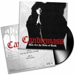 CANDLEMASS - Dark Are The Veils Of Death (Ltd Edition) (7in)