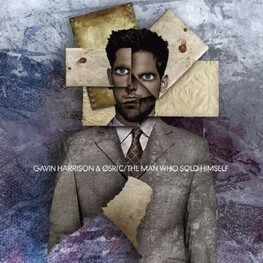 GAVIN HARRISON & O5RIC - The Man Who Sold Himself (CD)