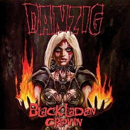 DANZIG - Black Laden Crown (CD)
