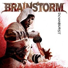 BRAINSTORM - Downburst (CD)