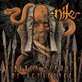 NILE - Black Seeds Of Vengeance (CD)