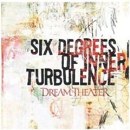 DREAM THEATER - Six Degrees Of Inner Turbulance (2CD)