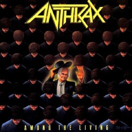 ANTHRAX - Among The Living (CD)