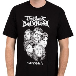 BLACK DAHLIA MURDER - FOOL 'EM ALL T-SHIRT