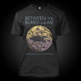 Future Sequence: Live At The Fidelitorium T-Shirt