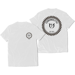 CHRONOLYTH TRENDYBOYS T-SHIRT - WHITE