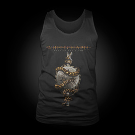 MARK OF THE BLADE TANK TOP (BLACK)