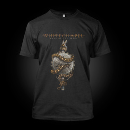 MARK OF THE BLADE T-SHIRT (BLACK)
