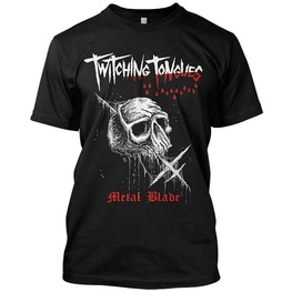 "TWITCHING TONGUES - DISHARMONY ""CANDLEMASS"" DESIGN T-SHIRT"