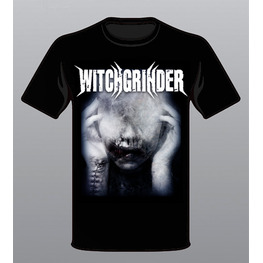 WITCHGRINDER - HAUNTED T-SHIRT (BLACK)