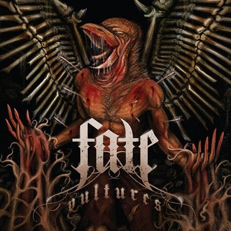 F.A.T.E., FATE - Vultures (CD)
