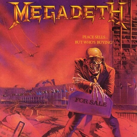 MEGADETH - Peace Sells.. But Who's Buying? (CD)