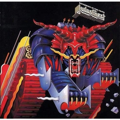 JUDAS PRIEST - Defenders Of The Faith - Remastered (CD)
