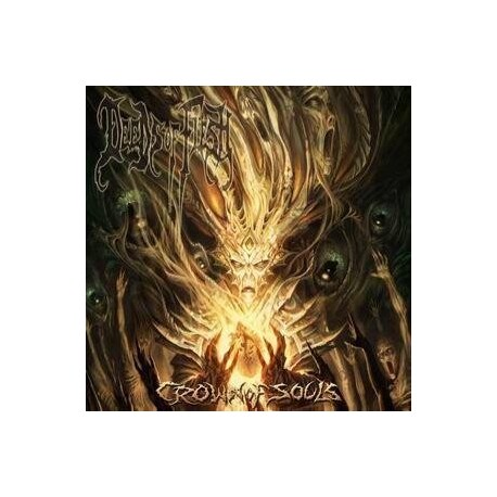 DEEDS OF FLESH - Crown Of Souls (CD)