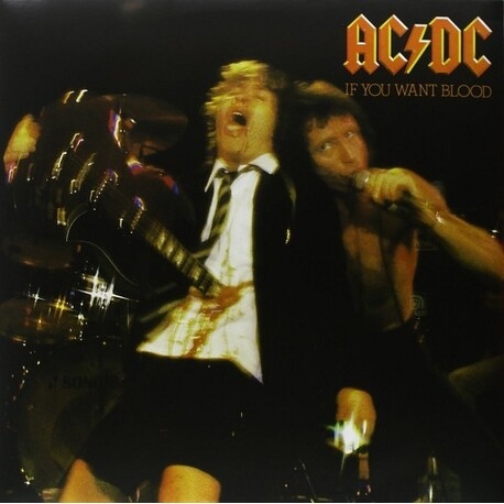 AC/DC - If You Want Blood You've Got It (CD)
