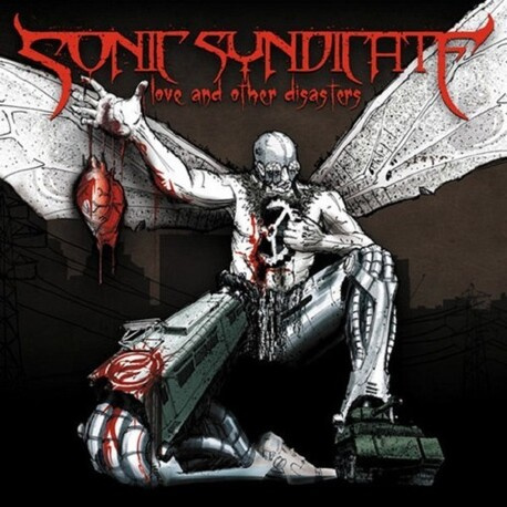 SONIC SYNDICATE - Love And Other Disasters (CD)