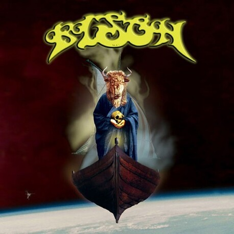 BISON B.C. - Quiet Earth (CD)
