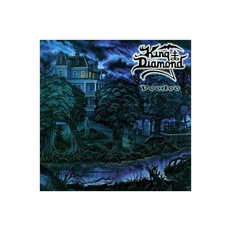 KING DIAMOND - Voodoo (CD)