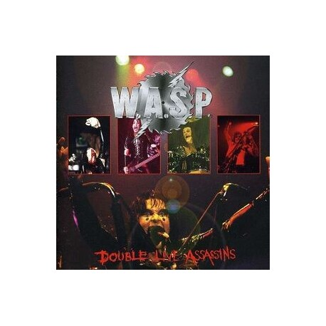 W.A.S.P. - WASP - Double Live Assassins (2CD)
